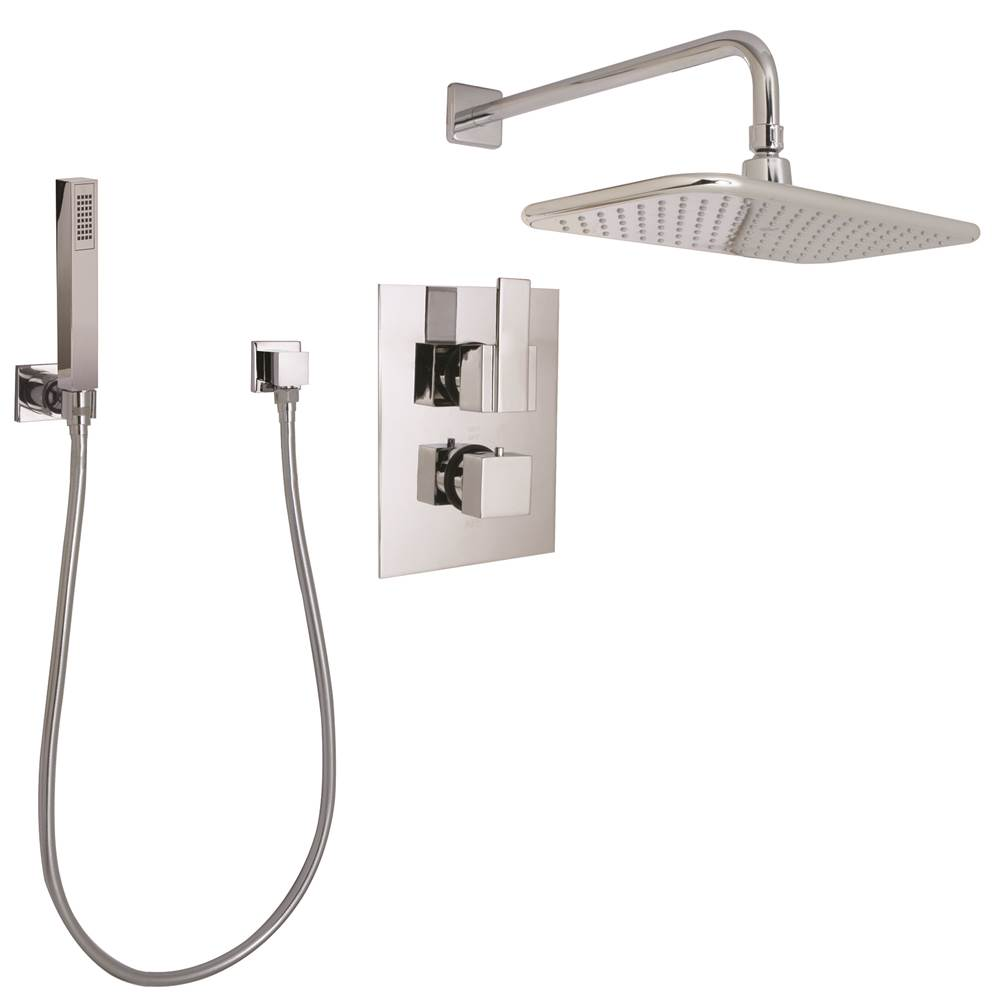 Huntington Brass Complete Systems Shower Systems item P6682001-1