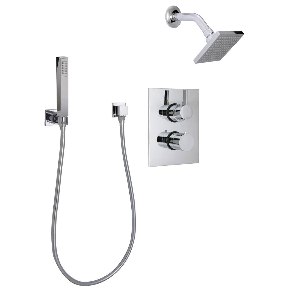 Huntington Brass Complete Systems Shower Systems item S6620301