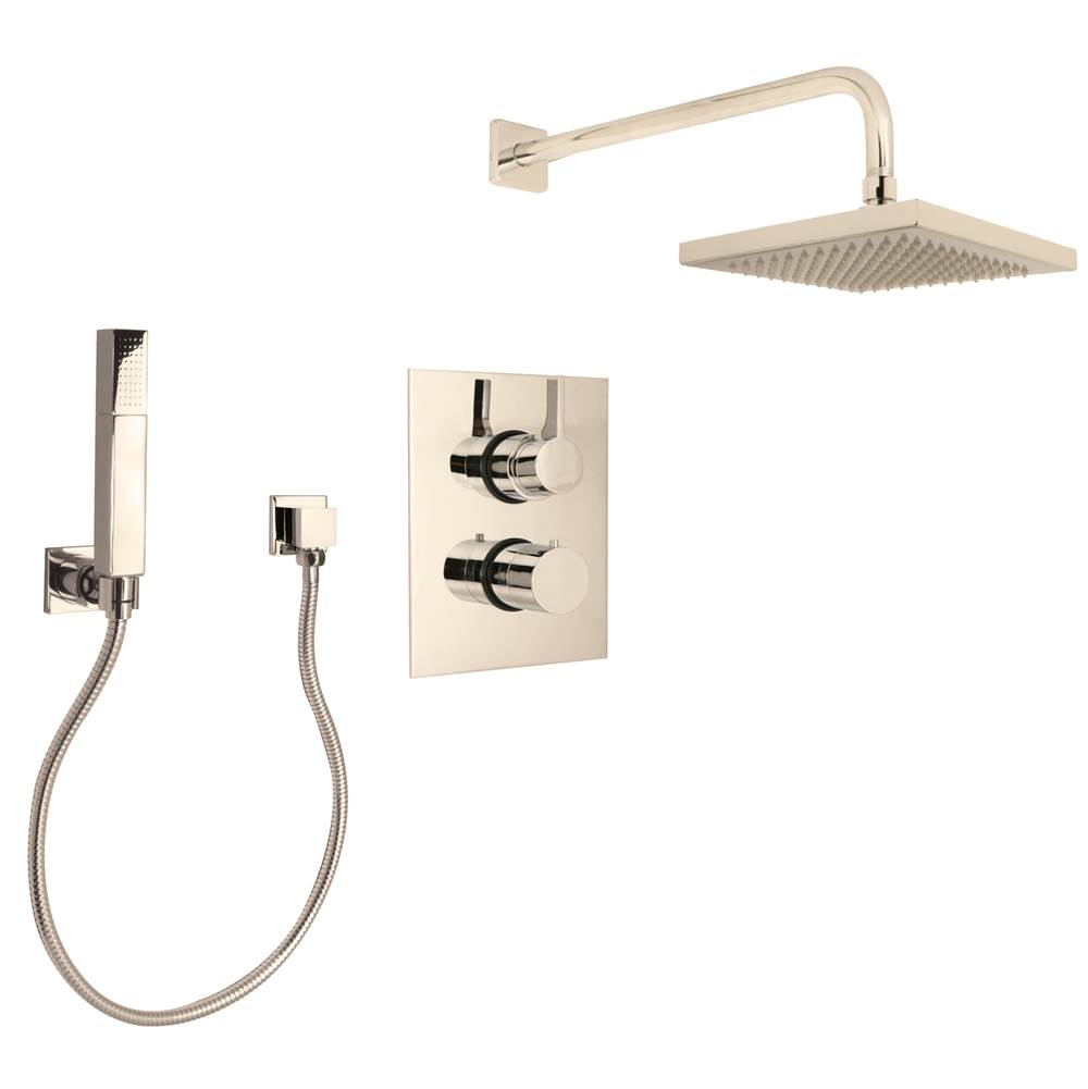 Huntington Brass Complete Systems Shower Systems item S6760014-1