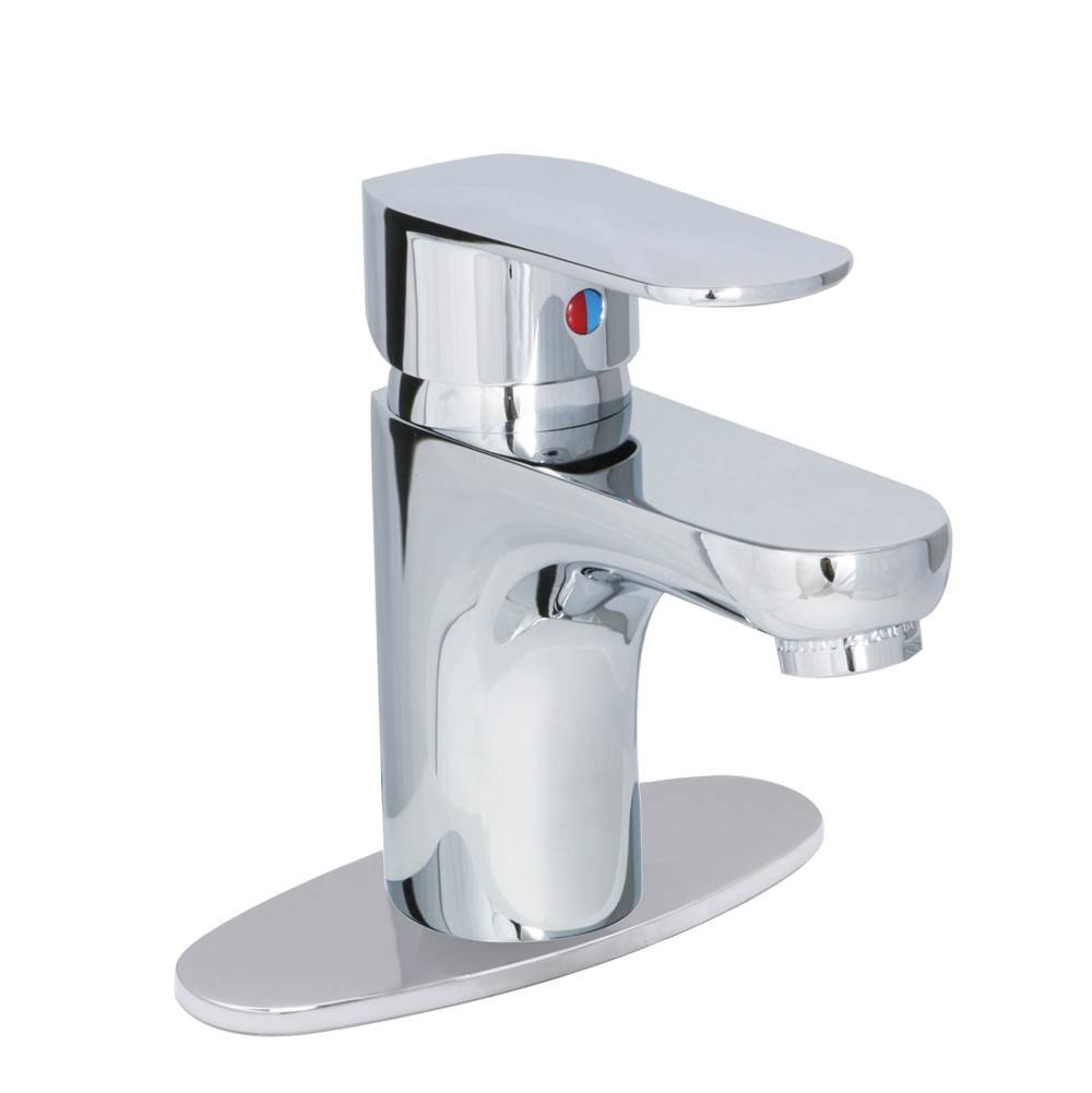 Huntington Brass Single Hole Bathroom Sink Faucets item W3280101-1