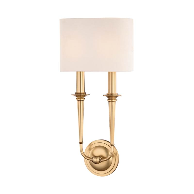 Hudson Valley Lighting Sconce Wall Lights item 1232-AGB