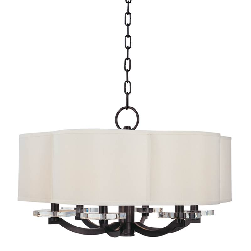 Hudson Valley Lighting Drum Chandeliers Chandeliers item 1426-OB