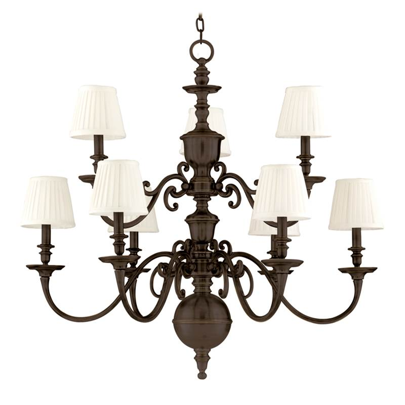 Hudson Valley Lighting Multi Tier Chandeliers item 1749-OB