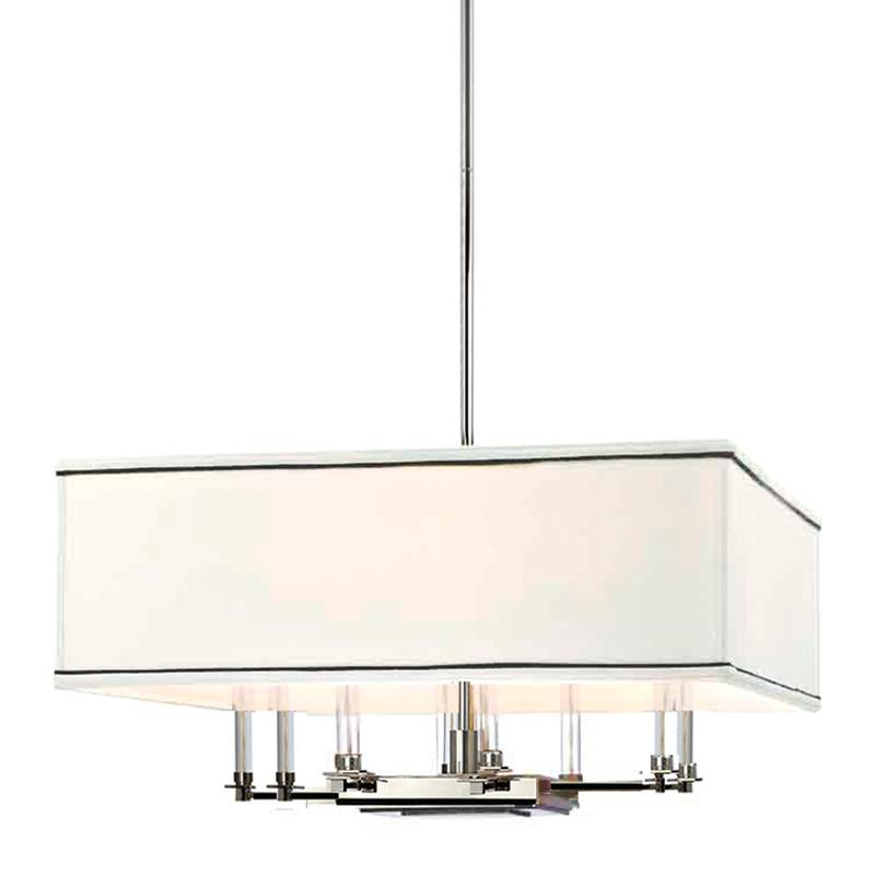 Hudson Valley Lighting Drum Chandeliers Chandeliers item 2924-PN