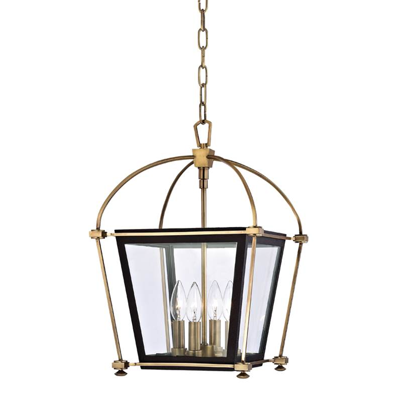 Hudson Valley Lighting Cage Pendants Pendant Lighting item 3612-AGB