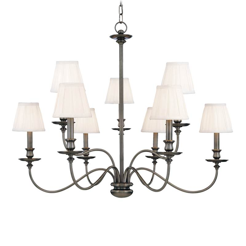 Hudson Valley Lighting Multi Tier Chandeliers item 4039-AN
