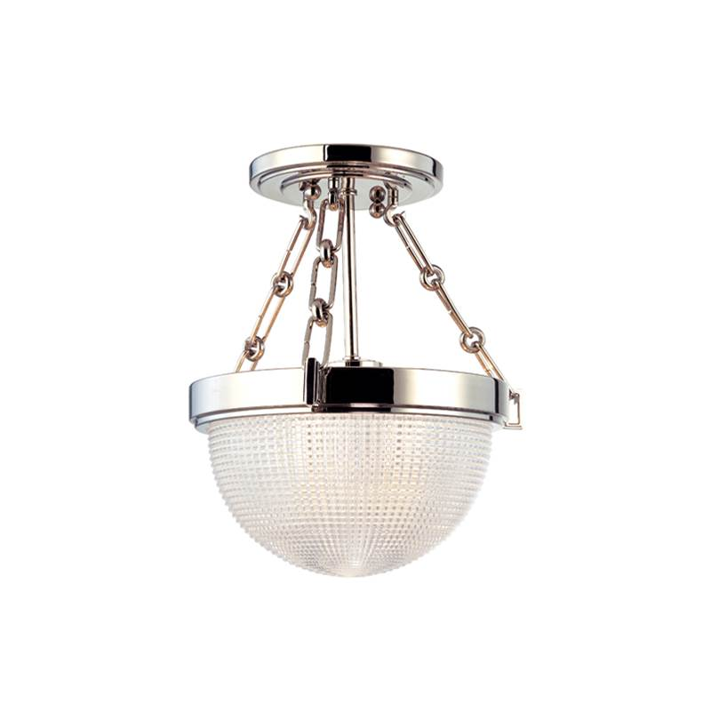 Hudson Valley Lighting Semi Flush Ceiling Lights item 4409-PN