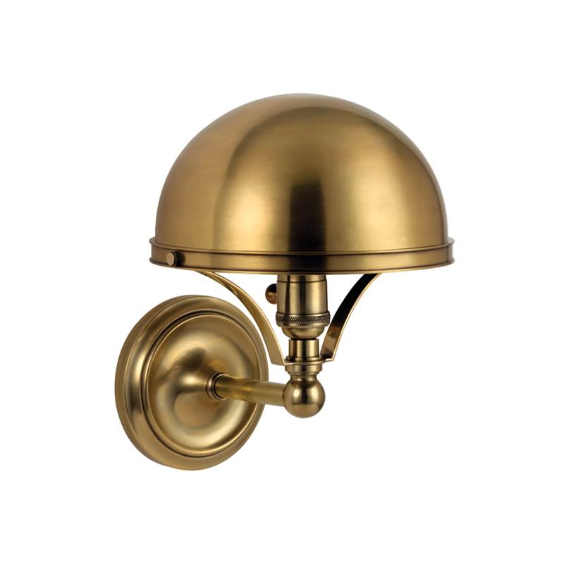 Hudson Valley Lighting Sconce Wall Lights item 521-AGB