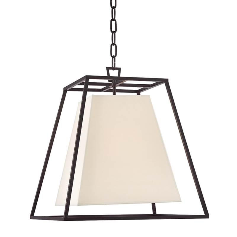 Hudson Valley Lighting Down Chandeliers Chandeliers item 6917-OB-WS