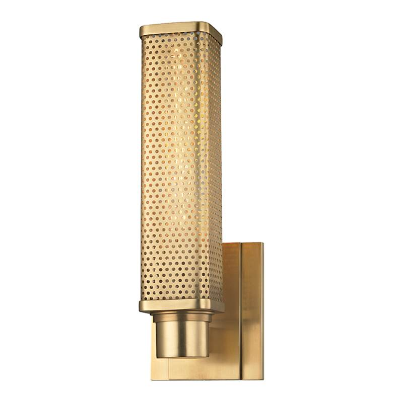 Hudson Valley Lighting Sconce Wall Lights item 7031-AGB