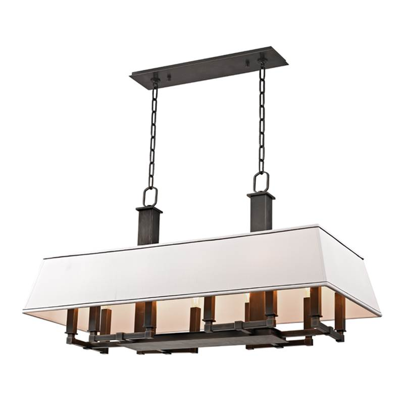Hudson Valley Lighting Single Tier Chandeliers item 7038-OB
