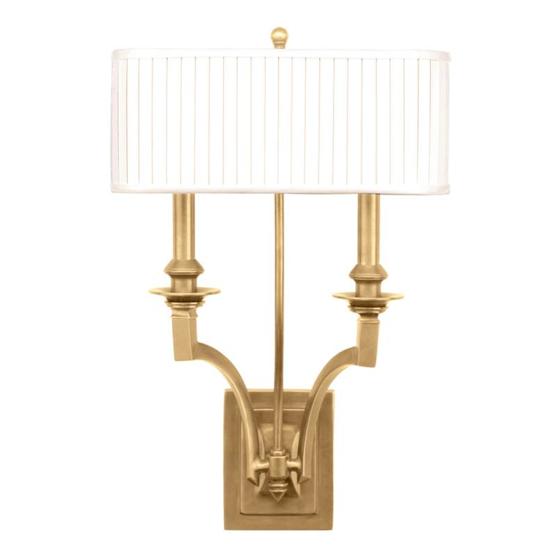Hudson Valley Lighting Sconce Wall Lights item 7902-AGB