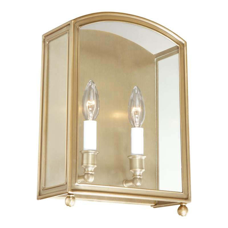 Hudson Valley Lighting Sconce Wall Lights item 8402-AGB