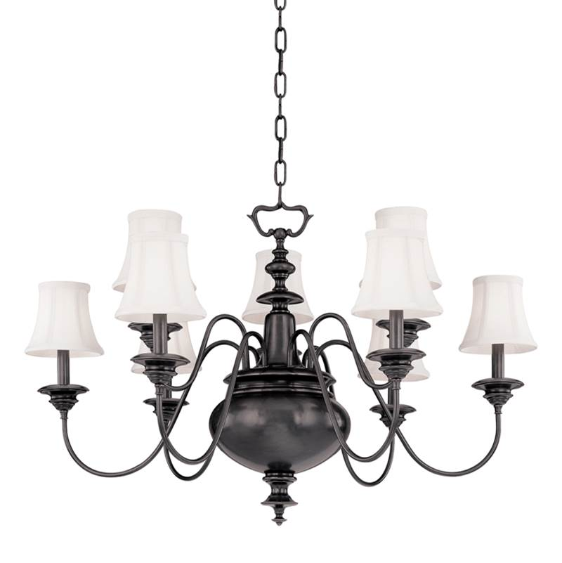 Hudson Valley Lighting Multi Tier Chandeliers item 8719-OB