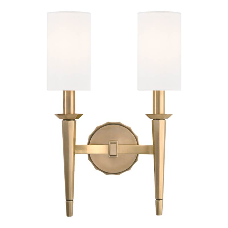 Hudson Valley Lighting Sconce Wall Lights item 8882-AGB