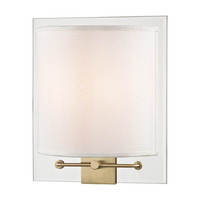 Hudson Valley Lighting Sconce Wall Lights item 9510-AGB