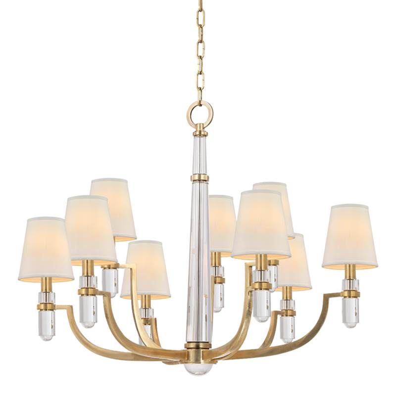 Hudson Valley Lighting Multi Tier Chandeliers item 989-AGB