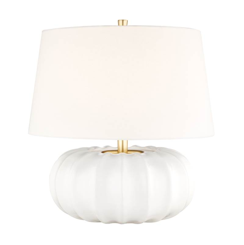 Hudson Valley Lighting Table Lamps Lamps item L1049-WH