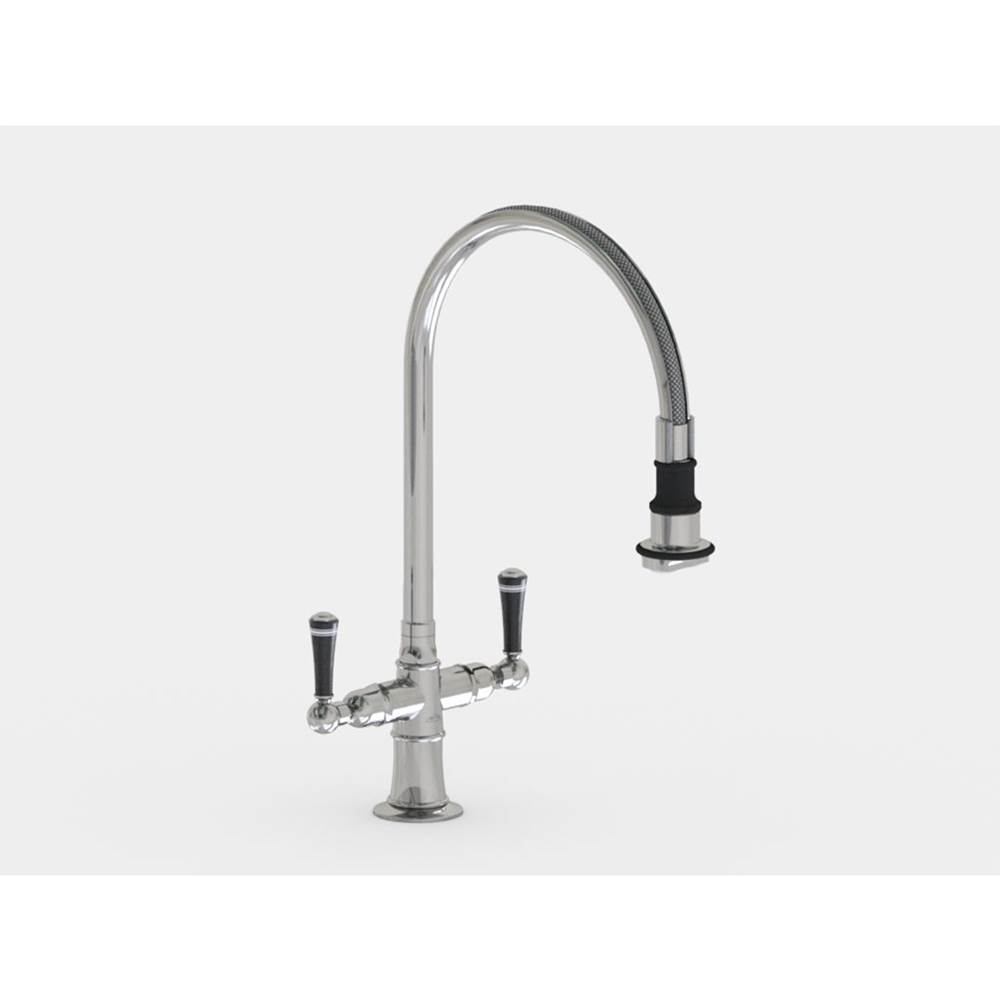 Jaclo Single Hole Kitchen Faucets item 1022-B-PSS