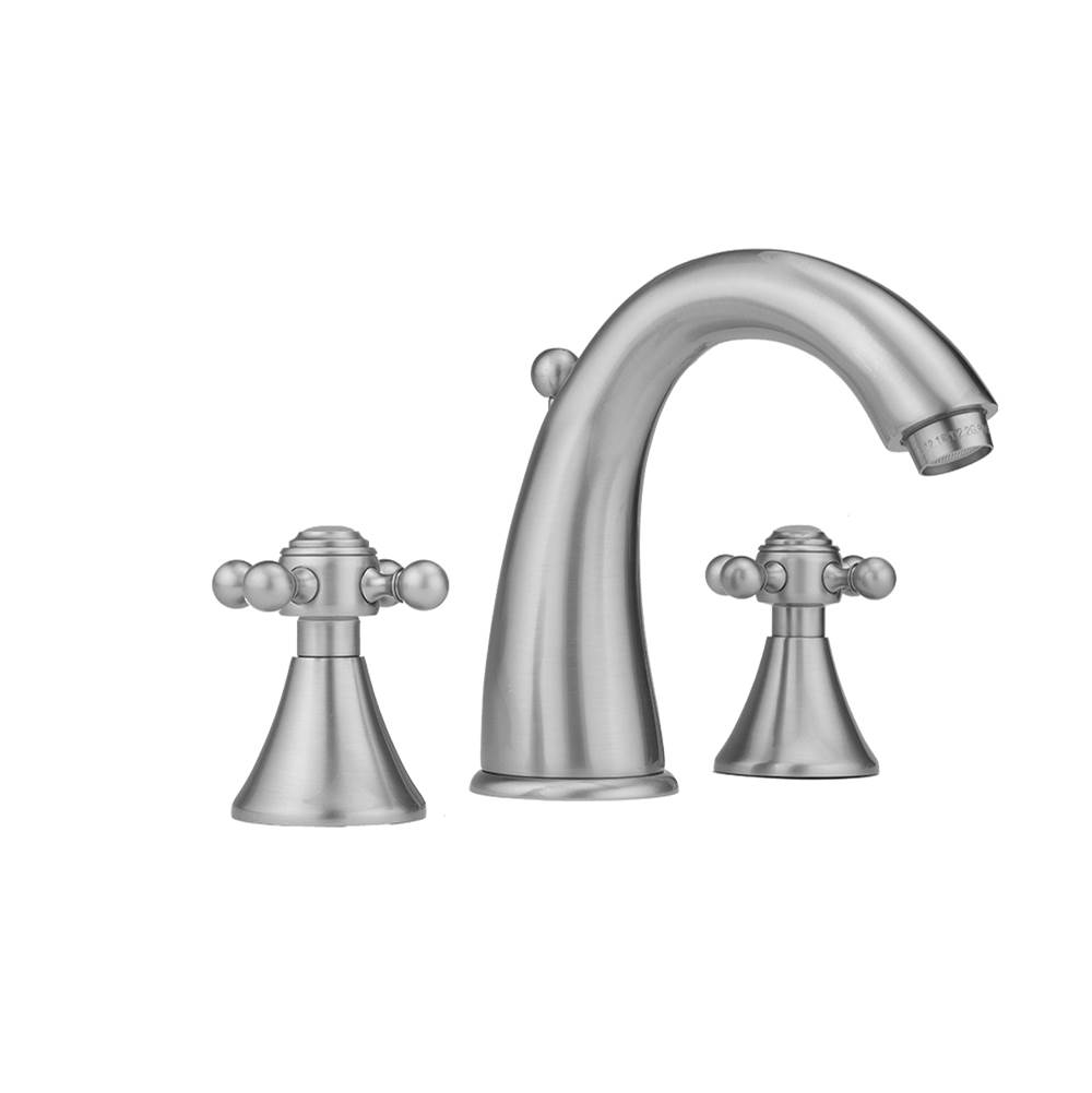 Jaclo Widespread Bathroom Sink Faucets item 5460-T677-WH