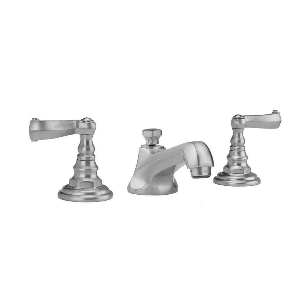 Jaclo Widespread Bathroom Sink Faucets item 6870-T667-0.5-MBK