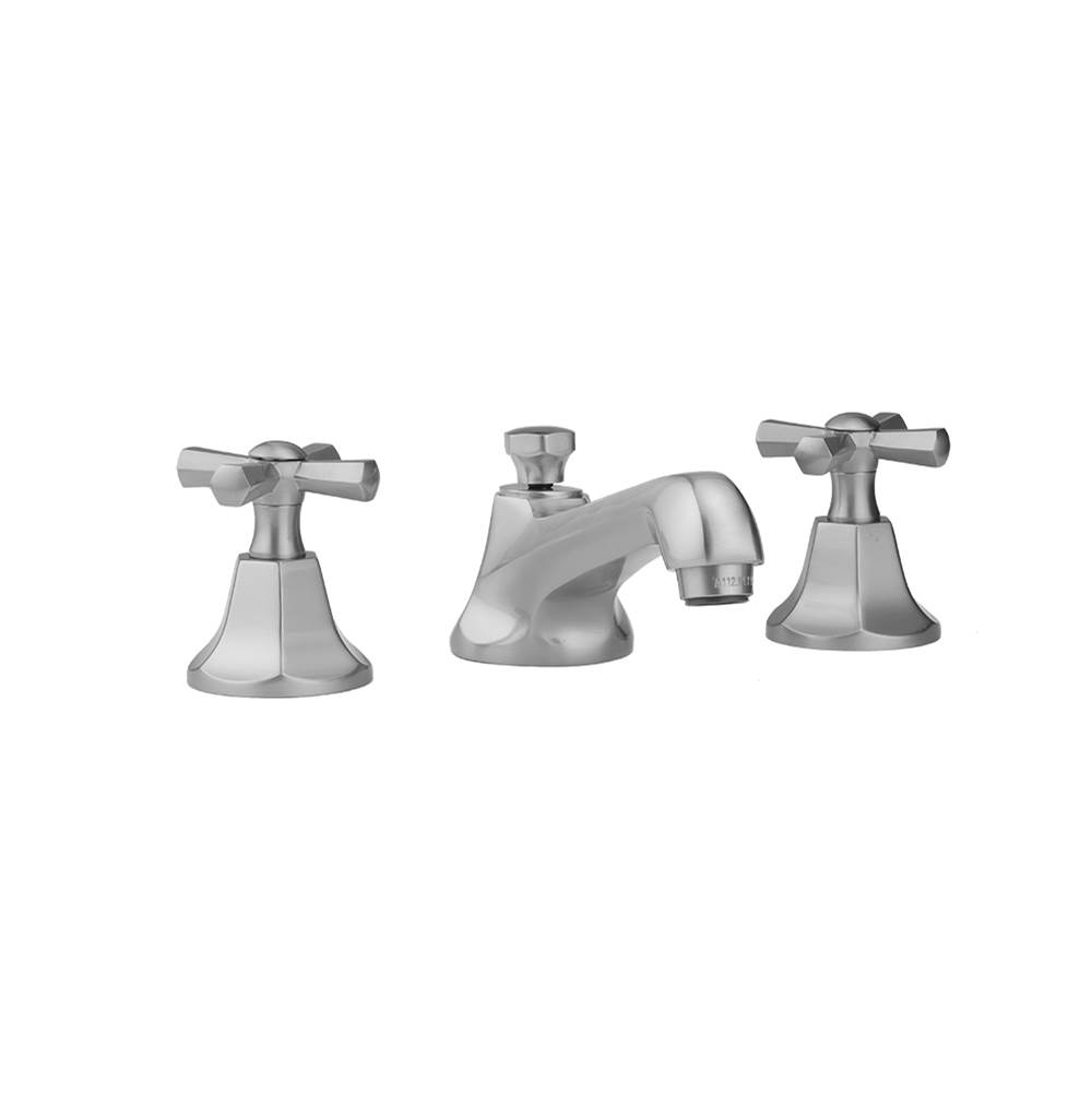 Jaclo Widespread Bathroom Sink Faucets item 6870-T686-SC