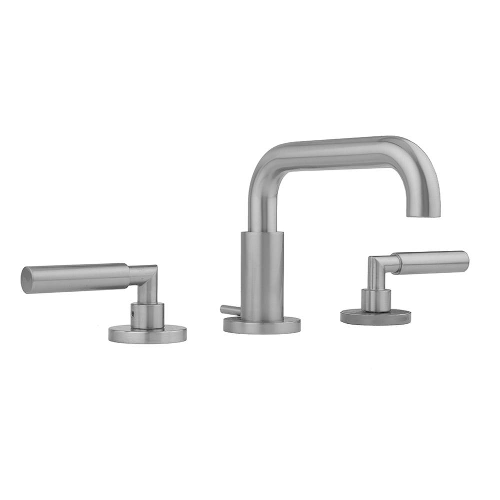 Jaclo Widespread Bathroom Sink Faucets item 8882-T459-836-BKN