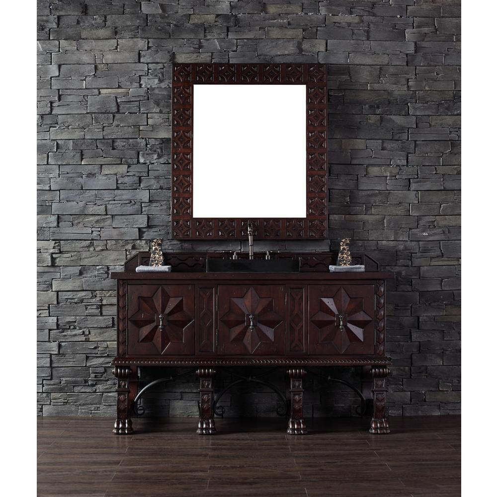 James Martin Furniture Floor Mount Vanities item 150-V60D-ANW-4BLK
