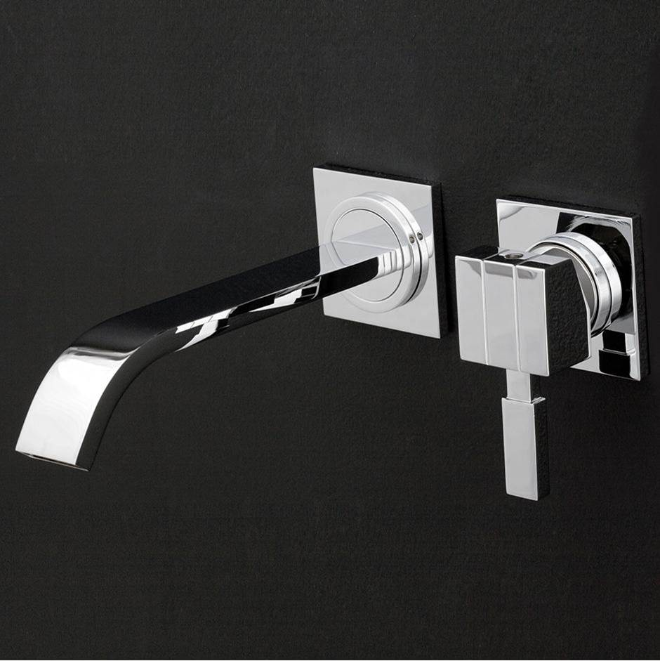 Lacava Wall Mounted Bathroom Sink Faucets item 1414-CR
