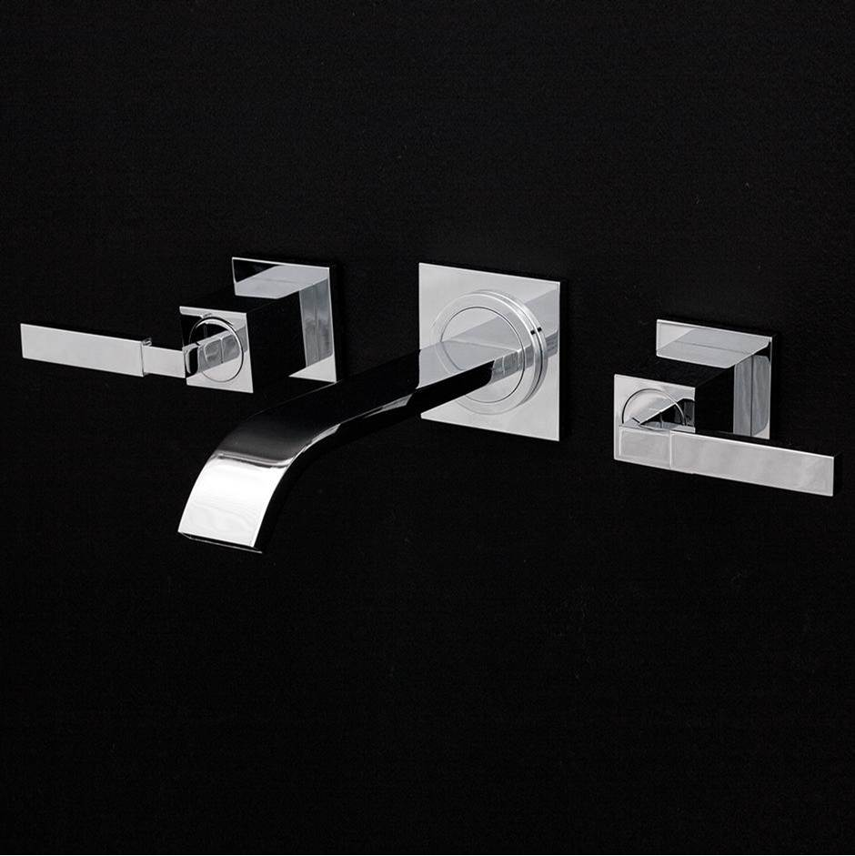 Lacava Wall Mounted Bathroom Sink Faucets item 1424L-NI