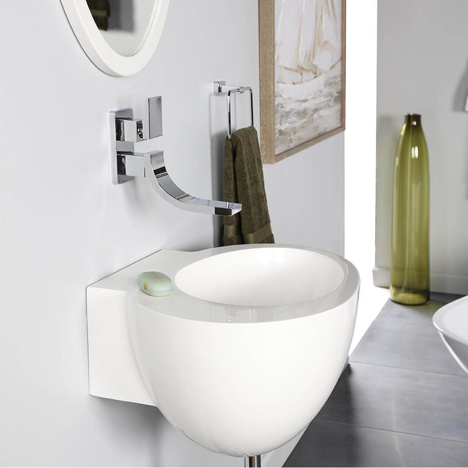 Lacava Wall Mount Bathroom Sinks item 6050-00-001G