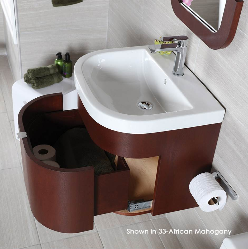 Lacava Wall Mount Vanities item AL028B-50