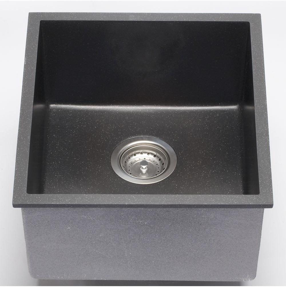 Lenova Undermount Kitchen Sinks item NG-05BK