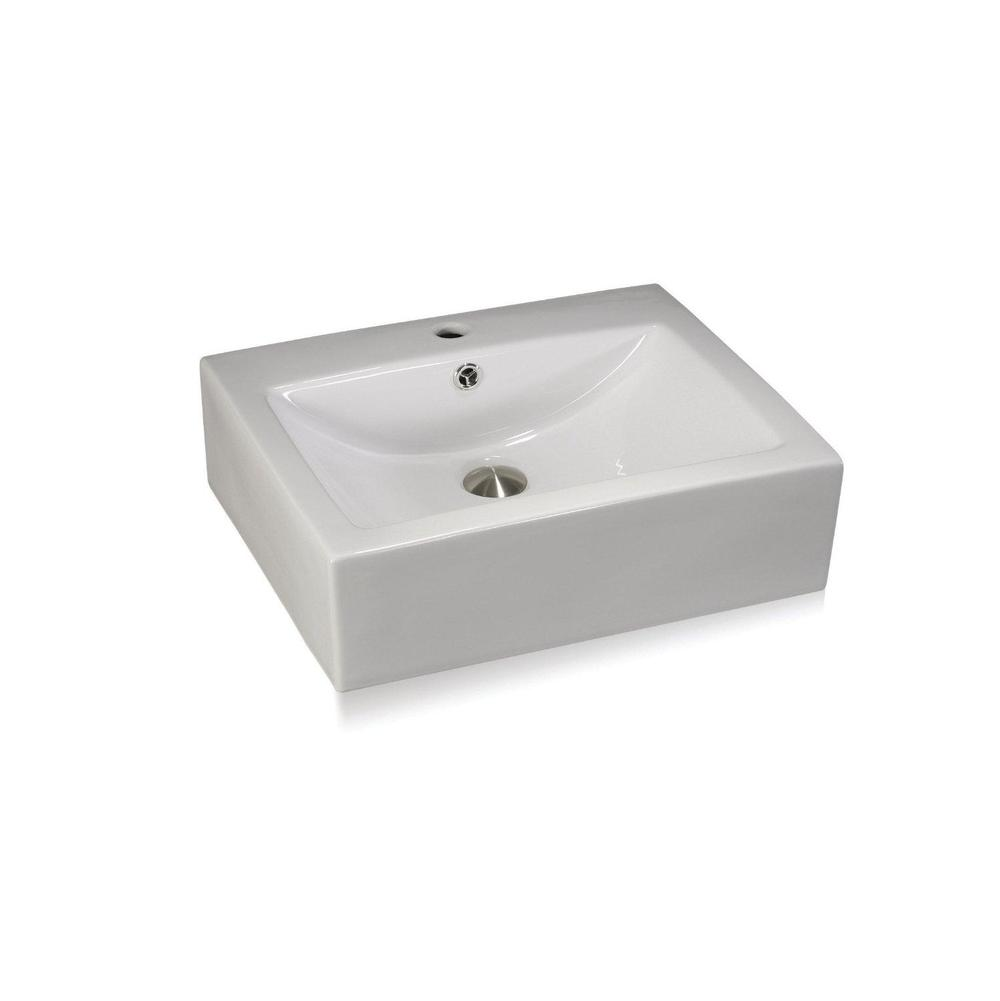 Lenova Vessel Bathroom Sinks item PAC-02