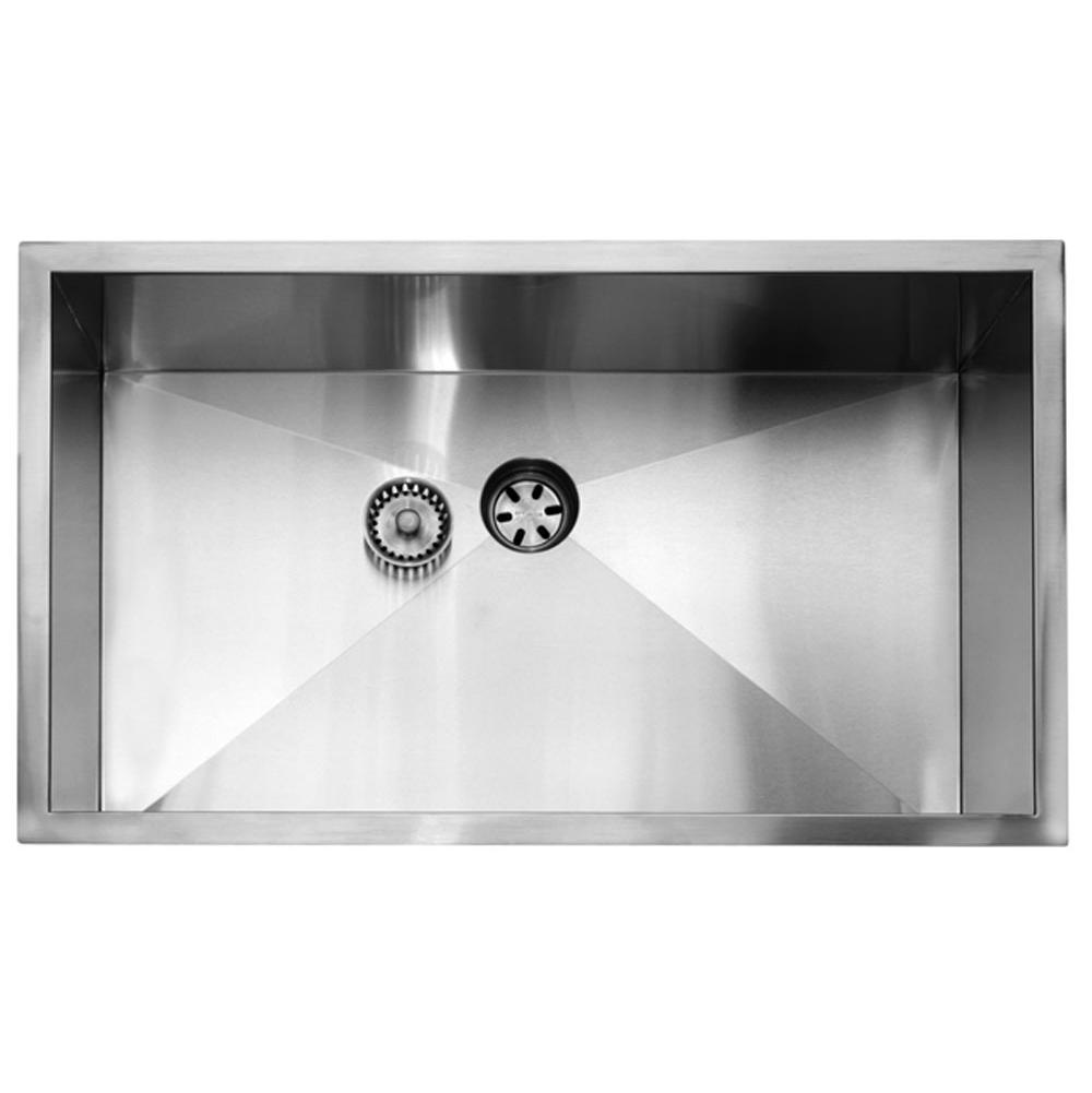 Lenova Undermount Kitchen Sinks item PC-SS-0Ri-S1