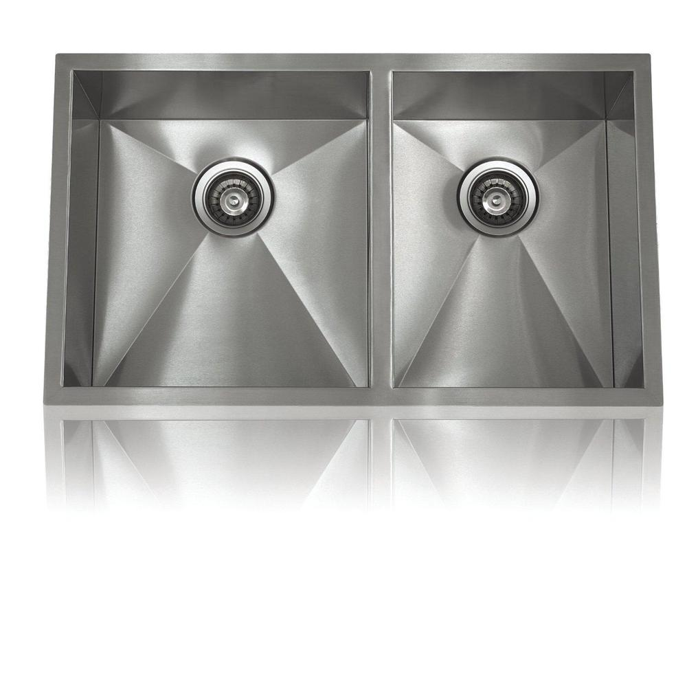 Lenova Undermount Kitchen Sinks item SS-0Ri D1
