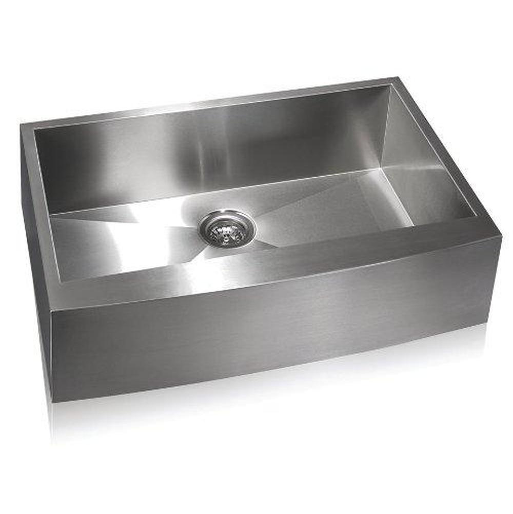 Lenova Undermount Kitchen Sinks item SS-AP-S33