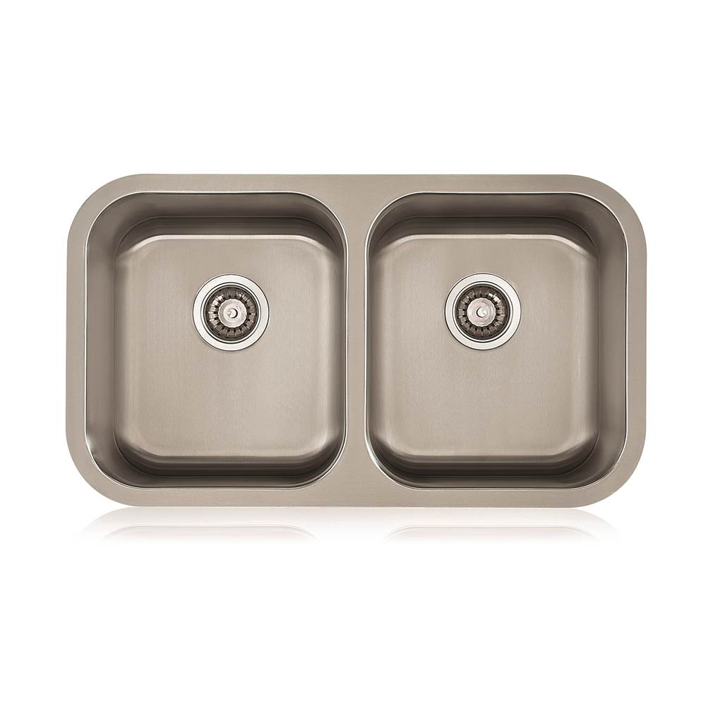 Lenova Undermount Kitchen Sinks item SS-CL-D1-16