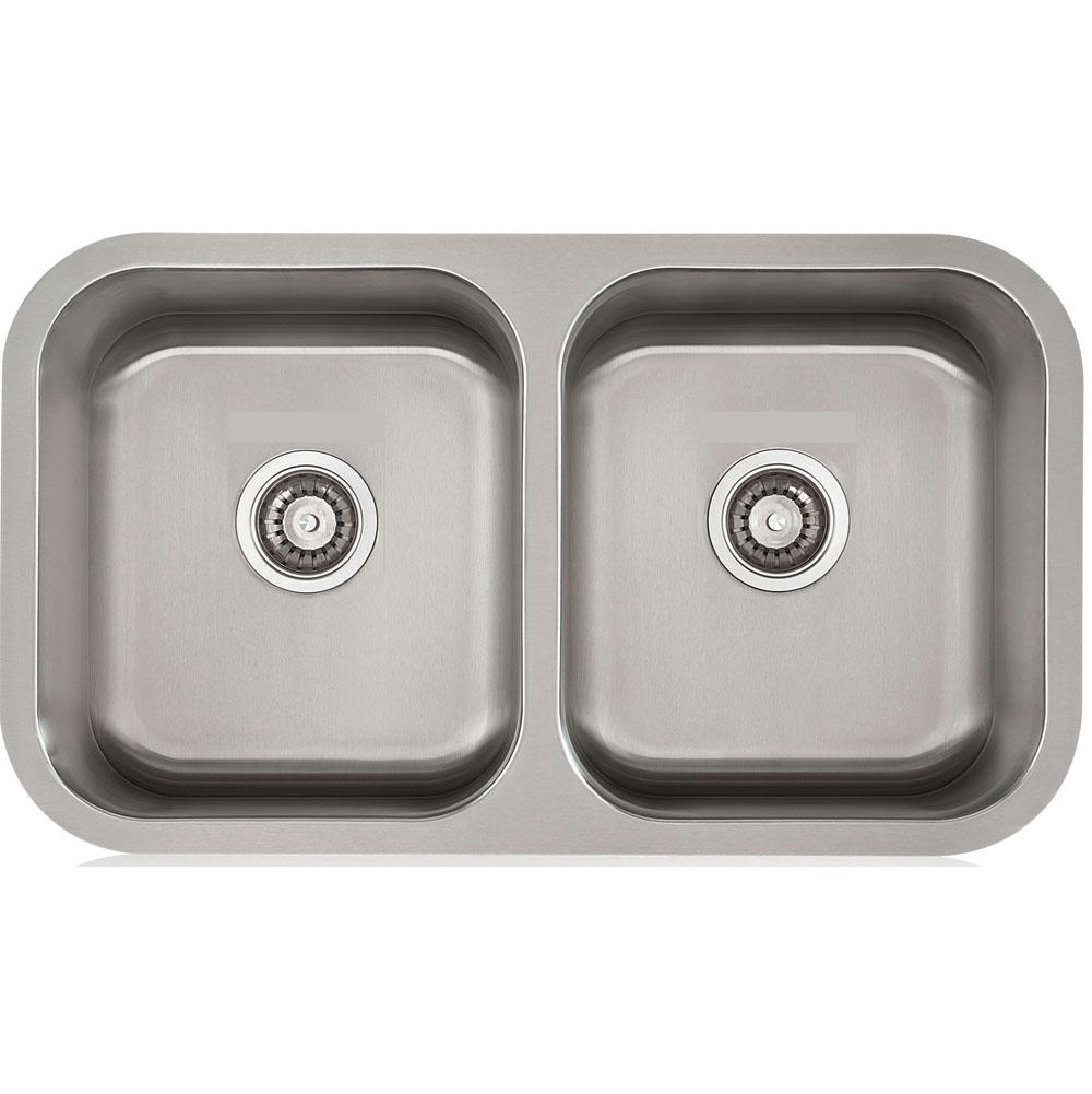 Lenova Undermount Kitchen Sinks item SS-CL-D1