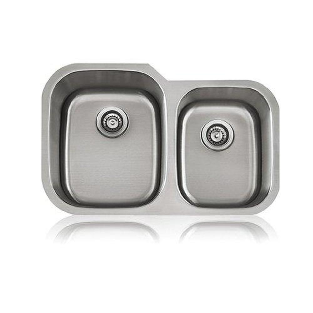 Lenova Undermount Kitchen Sinks item SS-CL-D2L