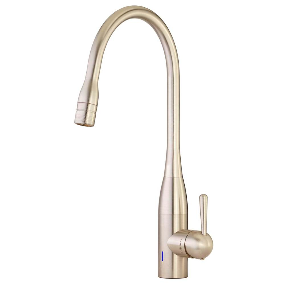 Lenova Single Hole Kitchen Faucets item F-SS-OZ-B-101