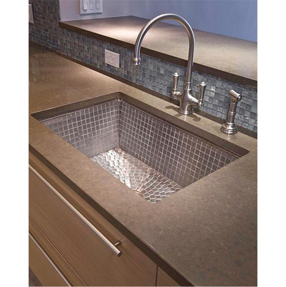 Linkasink Undermount Kitchen Sinks item V031 UM