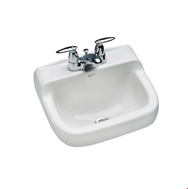 Mansfield Plumbing Wall Mount Bathroom Sinks item 161310001
