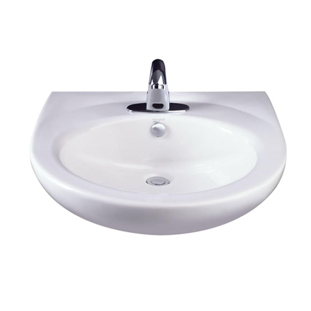 Mansfield Plumbing Wall Mount Bathroom Sinks item 202880000
