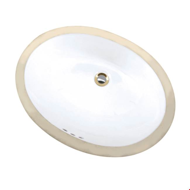 Mansfield Plumbing Undermount Bathroom Sinks item 217010070