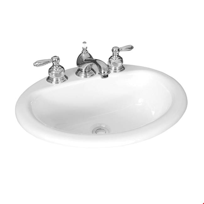 Mansfield Plumbing Drop In Bathroom Sinks item 251410000