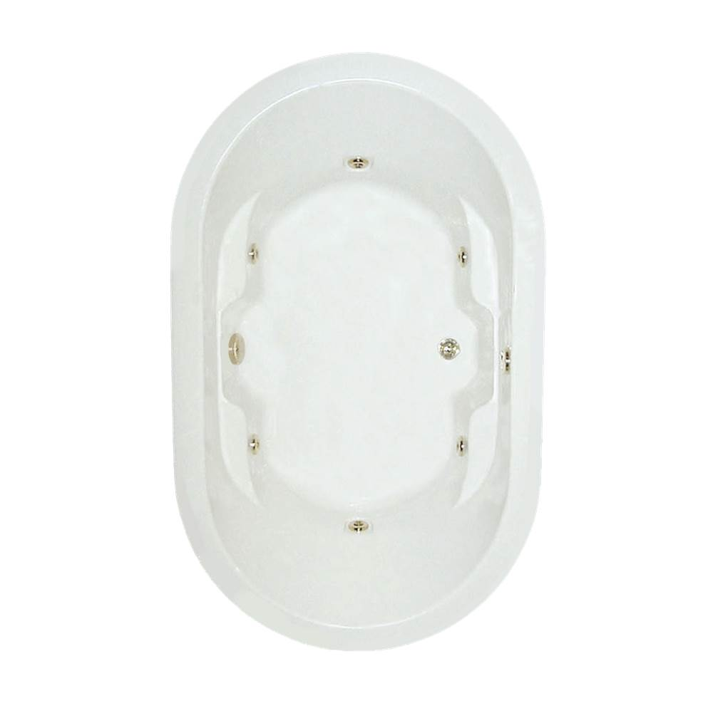 Mansfield Plumbing Drop In Whirlpool Bathtubs item 6028C