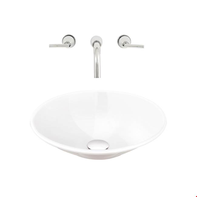 Mansfield Plumbing Vessel Bathroom Sinks item 805010010