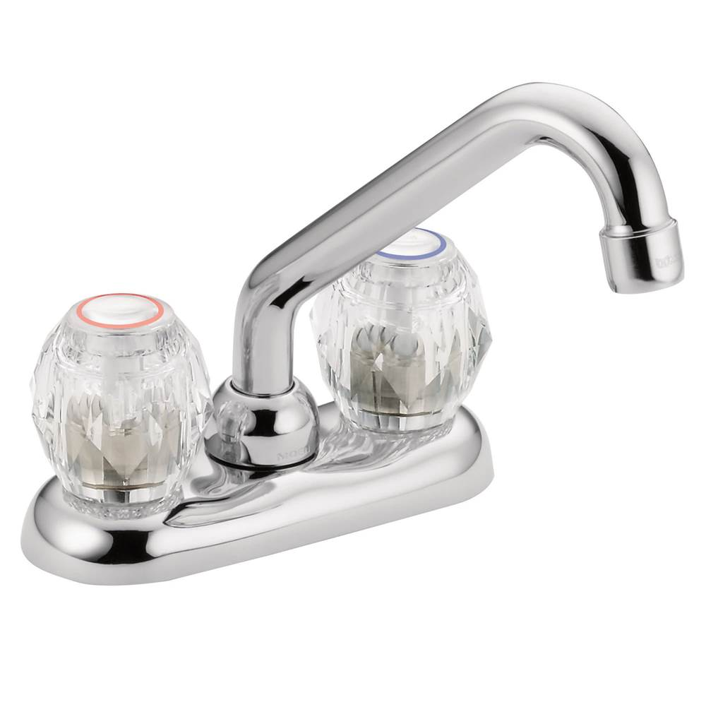 Moen Deck Mount Laundry Sink Faucets item 4975