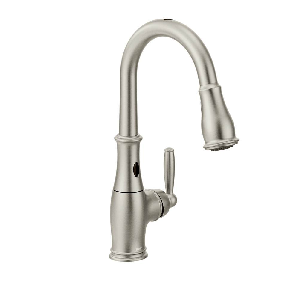 Moen Single Hole Kitchen Faucets item 7185ESRS